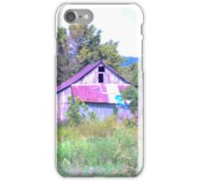 RAINBOW BARN iPhone Case/Skin