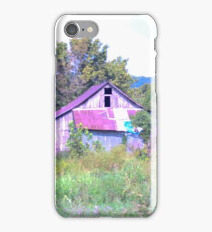 RAINBOW BARN iPhone Case/Skin