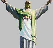Jesus praise the sun by Ednathum