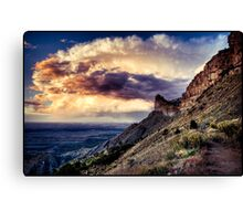 Montezuma County Canvas Print