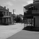 Midday In Rozelle by Janie. D