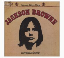 Jackson Browne- Saturate Before Using One Piece - Long Sleeve