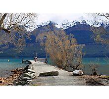 Glenorchy. South Island, New Zealand. Photographic Print