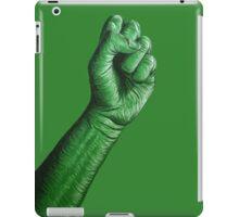 Green Fist iPad Case/Skin