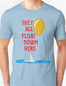 They all float... T-Shirt