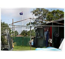 Australian Backyard! Poster