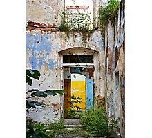 Beautiful Decay Photographic Print