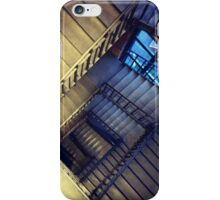 Endless stairs iPhone Case/Skin