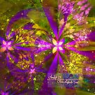 a spring garden fantasy by LoreLeft27