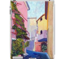 Laurino Italy Street Scene iPad Case/Skin