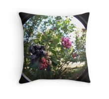 dried Throw Pillow