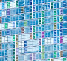 Living in Tetris by Mark German