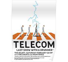 Telecom at the IDGAFF 2010 02 20 Poster