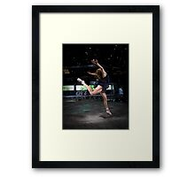 Dancing to the stars... Framed Print