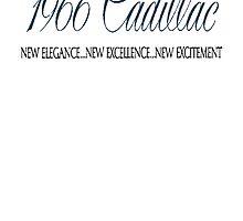 1966 Cadillac by garts