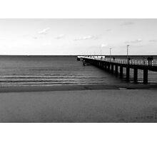 Baltic Sea - Bridge Photographic Print