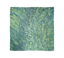 Glittering Waterfall in Blues & Greens Margaret Juul Scarf