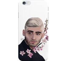 Zayn-cherry blossoms  iPhone Case/Skin