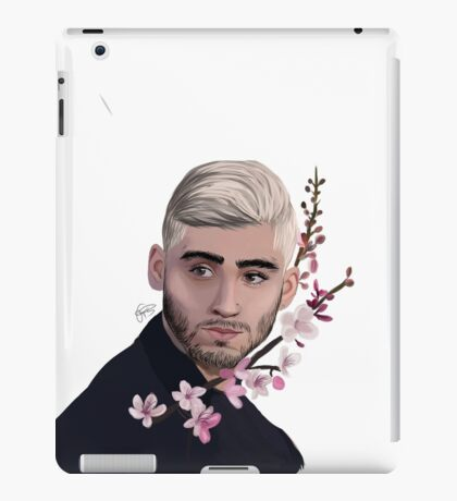 Zayn-cherry blossoms  iPad Case/Skin