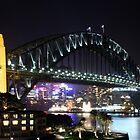 Sydney Harbour Bridge    by simbachee