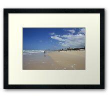 Summer in SE Queensland Framed Print