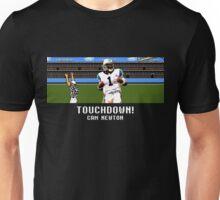 Tecmo Bowl Touchdown Cam Newton Unisex T-Shirt