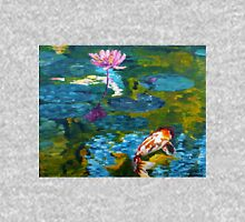 Tranquil Koi Lily Pond Unisex T-Shirt