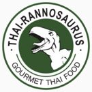 Thai-rannosaurus by thecleverist