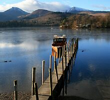 derwentwater january 2011 by Breo