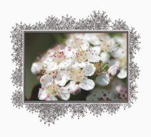 Aronia Blossoms Kids Tee