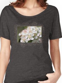 Aronia Blossoms Women's Relaxed Fit T-Shirt