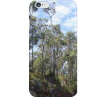 Calling of the forest iPhone Case/Skin