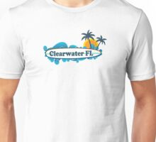 Clearwater Beach - Florida. Unisex T-Shirt