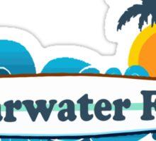 Clearwater Beach - Florida. Sticker