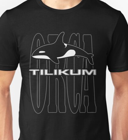 Tilikum -- A Controversial Orca in Captivity Unisex T-Shirt