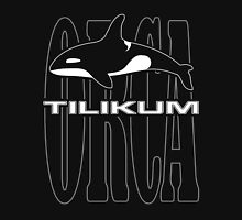 Tilikum -- A Controversial Orca in Captivity Unisex T-Shirt