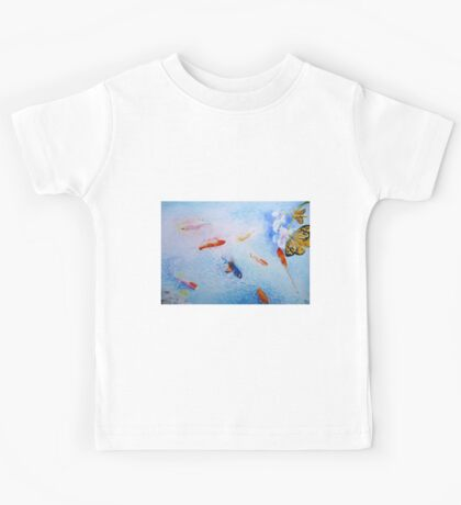 Tranquility in Familiar Numbers Kids Tee