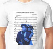 Dont Do Sadness/Blue Wind - Spring Awakening Unisex T-Shirt
