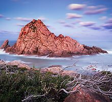 Sugarloaf Rock, Leeuwin-Naturaliste National Park,  Western Australia by Matthew Stewart