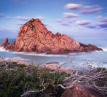 Sugarloaf Rock, Leeuwin-Naturaliste National Park,  Western Australia by Matthew Stewart