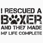 I Rescued a Boxer by boxerwelfare