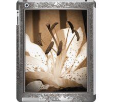 Oriental Lily named Muskadet iPad Case/Skin