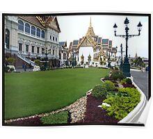 Royal Palace Bangkok Poster