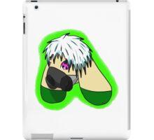 Hazzie Bunnie iPad Case/Skin