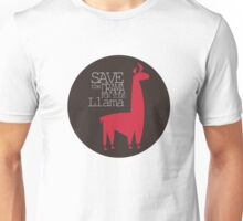 Save the Drama for your Llama Unisex T-Shirt