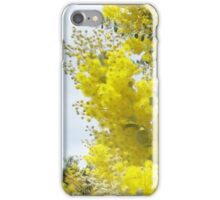 Wattle Flowers iPhone Case/Skin