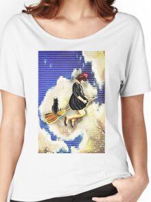 Kiki and Jiji  Women's Relaxed Fit T-Shirt