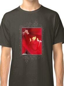 Amaryllis named Black Pearl Classic T-Shirt