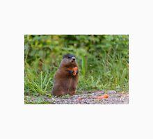 The Beaver eating a carrot Unisex T-Shirt