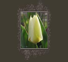 Tulip named Perles de Printemp Womens Fitted T-Shirt
